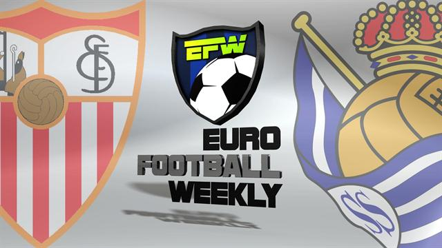 Soccer Picks: Real Sociedad vs Sevilla 2013: Euro Football Weekly