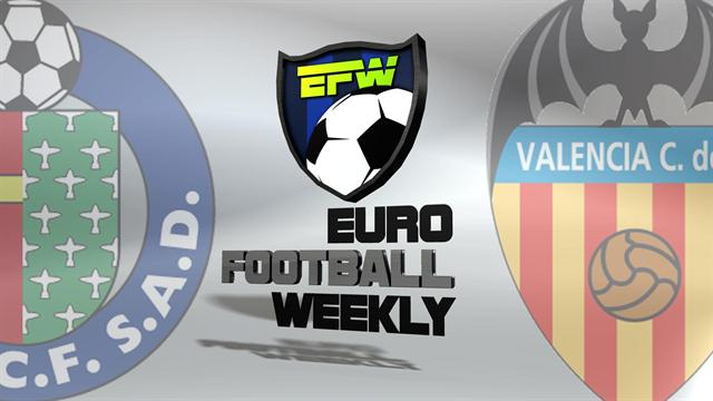 Soccer picks: Getafe vs Valencia 2013: Euro Football Weekly