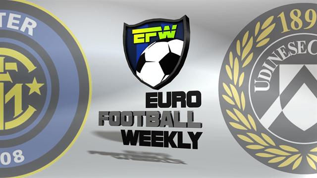 Soccer Picks: Inter Milan vs Udinese 2013: Euro Football Weekly