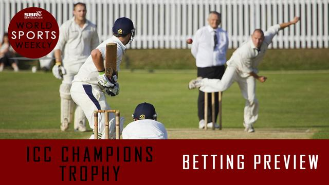 Free Picks: ICC Champions Trophy 2013 Semi Finals Preview England vs South Africa & India vs Sri Lanka  | World Sports Weekly