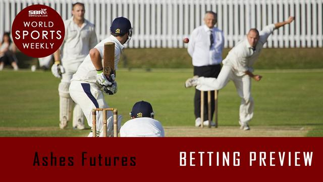 Free Picks Videos: The Ashes Early Betting Preview 2013 | World Sports Weekly