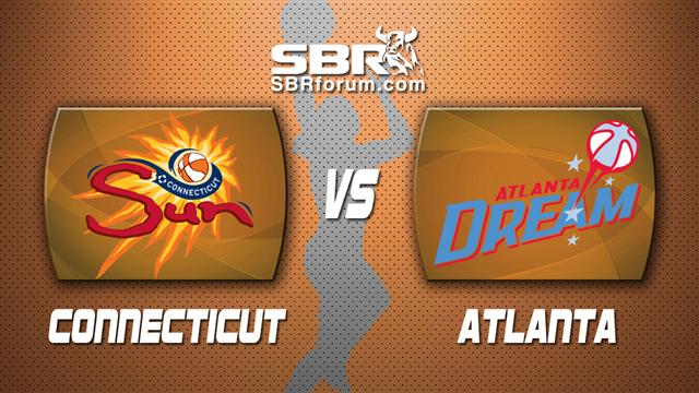 WNBA Picks - Connecticut Sun vs Atlanta Dream WNBA Betting Preview