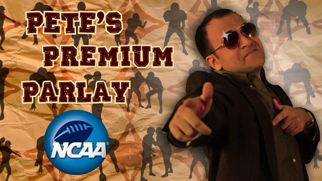 Pete's Premium Parlay College Football Week 14: Sharp Action Review And A 7-Team Round Robin