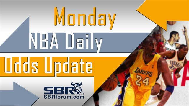 NBA Picks: Monday's NBA Odds Report