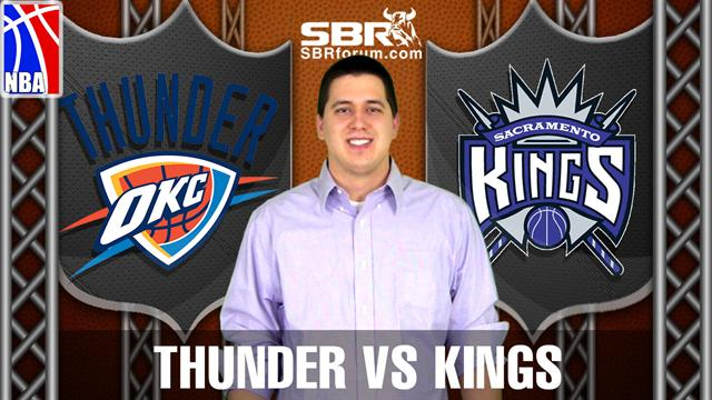NBA Picks: Oklahoma City Thunder vs. Sacramento Kings