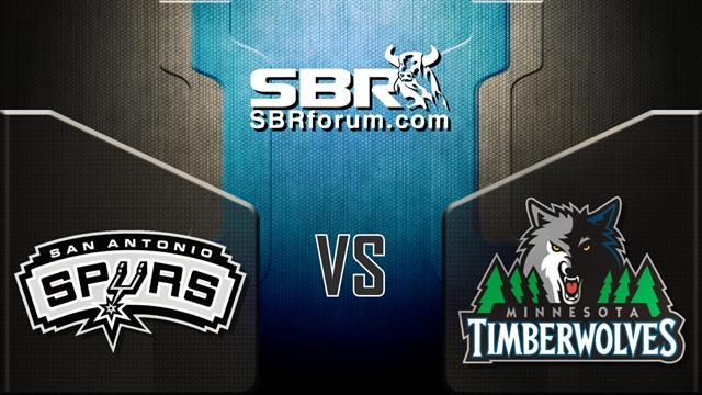 NBA Picks: San Antonio Spurs vs. Minnesota Timberwolves