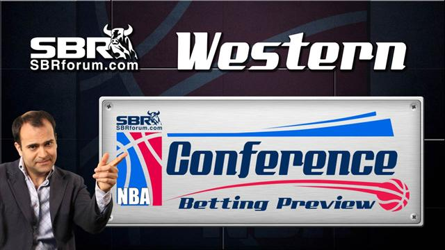 NBA Picks: Western Conference Futures Update