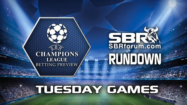 Champions League Picks & Predictions: Tuesday December 10th