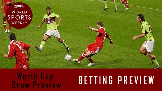 Soccer Picks: World Cup 2014 Draw: Group Betting Odds