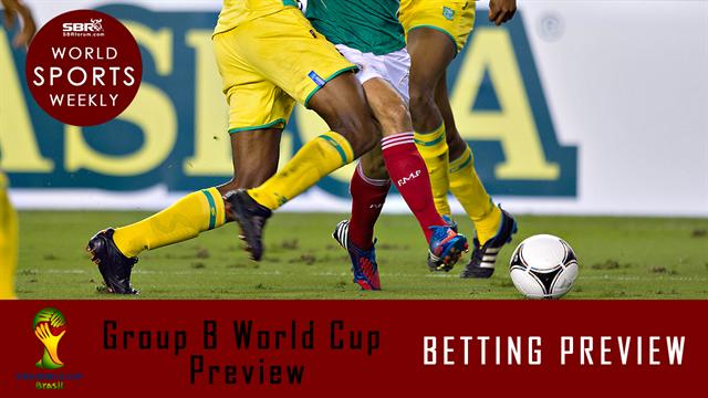 Soccer Picks: Group B World Cup Betting Predictions
