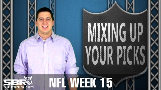 NFL Picks: Week 15 Exotic Betting Options