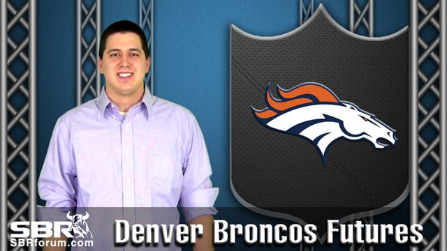NFL Picks: Broncos Futures Betting Odds
