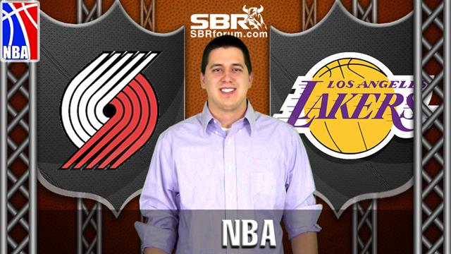 NBA Picks: LA Lakers vs. Portland Trail Blazers