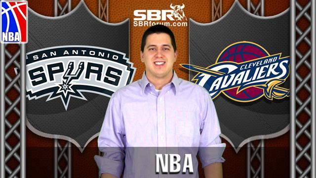 NBA Picks: San Antonio Spurs vs. Cleveland Cavaliers