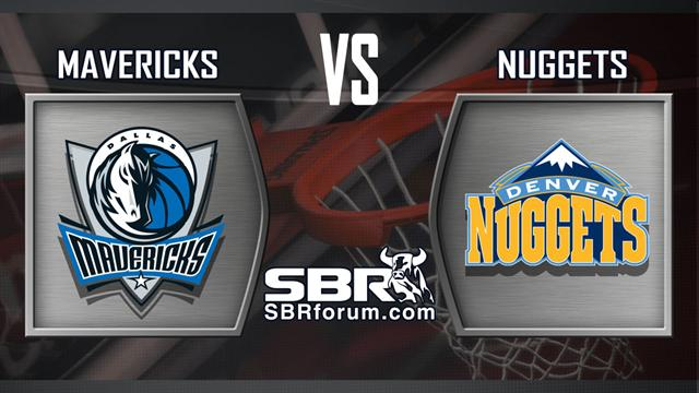 Mavericks vs Nuggets - NBA Temporada Regular - Apuestas Deportivas en Basketball
