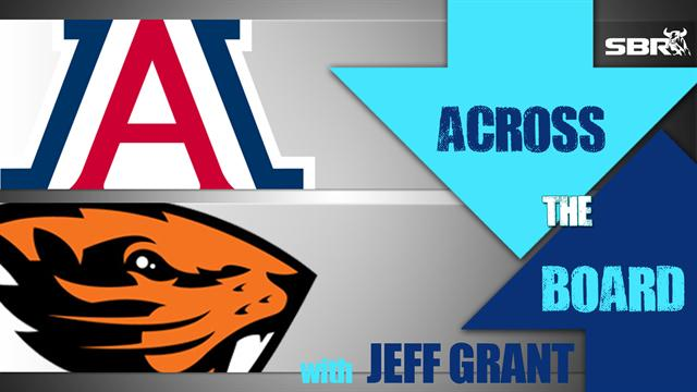 NCAA Basketball Picks: Arizona Wildcats vs. Oregon State Beavers