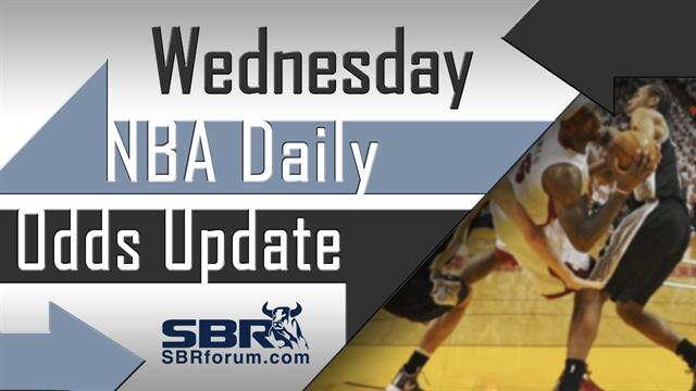 NBA Picks: Wednesday Daily Odds Report