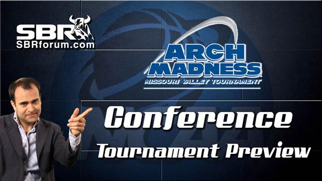 MVC Conference Tournament Preview: Wichita St The Huge Favorite