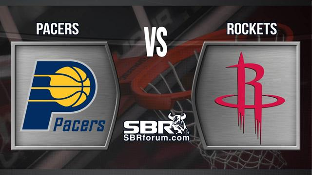 Pacers vs Rockets - NBA Temporada Regular - Apuestas Deportivas en Basketball
