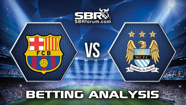 Champions League Picks: Barcelona vs. Manchester City