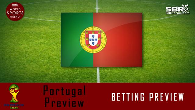 World Cup Betting: Portugal Preview