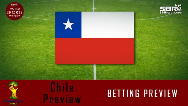 World Cup Betting: Chile Preview
