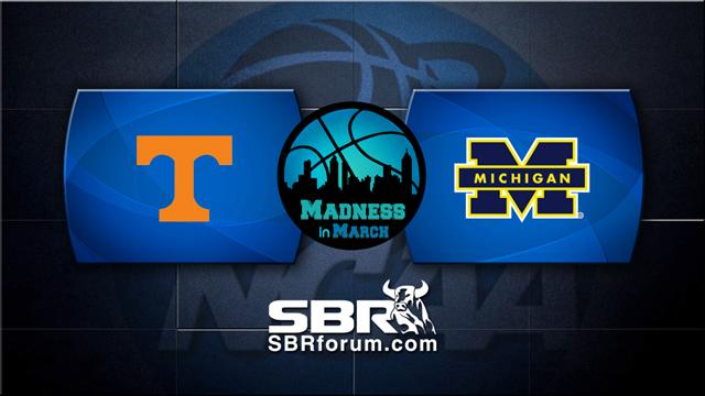 Sweet 16 Picks: Tennessee Volunteers vs Michigan Wolverines w/ Troy West, Peter Loshak
