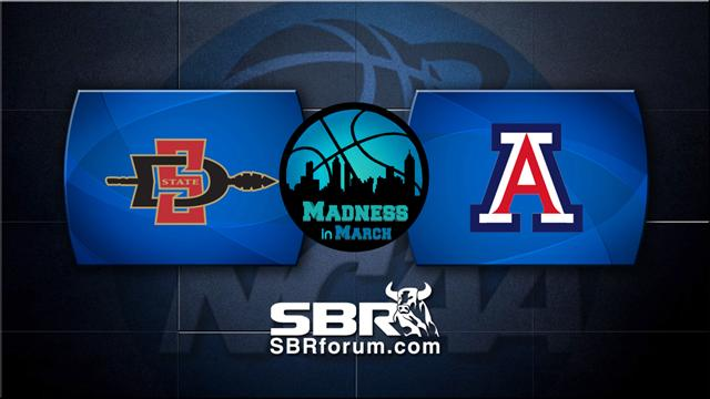 Sweet 16 Picks: San Diego St Aztecs vs Arizona Wildcats w/ Joe Duffy, Peter Loshak