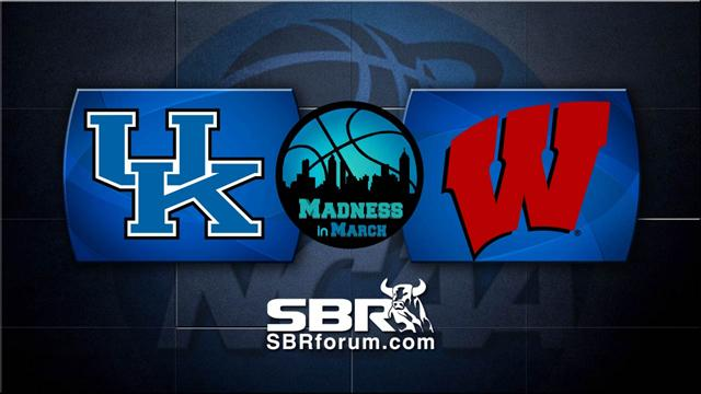Final Four Picks: Kentucky Wildcats vs Wisconsin Badgers w/ Duffy, West, Loshak