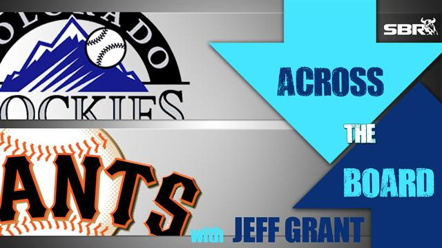 MLB Picks: Colorado Rockies vs. San Francisco Giants