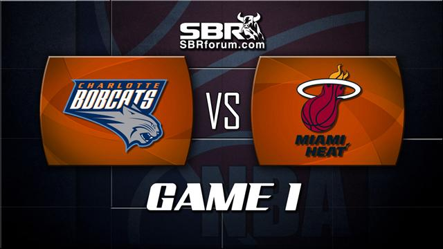 NBA Picks: Charlotte Bobcats vs. Miami Heat