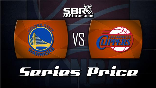 NBA Playoffs Picks - Golden St Warriors vs LA Clippers Series Preview