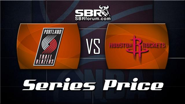 NBA Playoffs Picks - Portland Trail Blazers vs Houston Rockets Series Preview