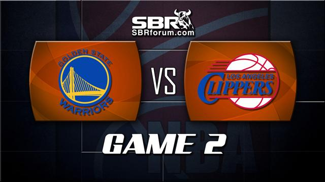NBA Picks: Golden State Warriors vs. LA Clippers Game 2