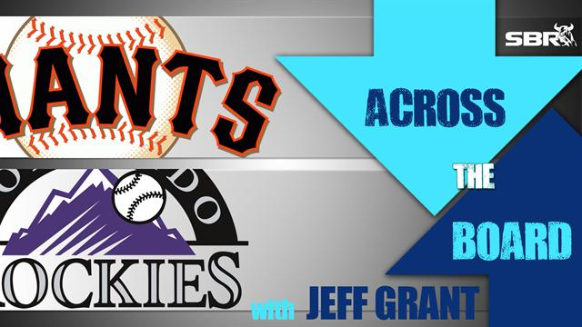 MLB Picks: San Francisco Giants vs. Colorado Rockies