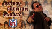 Pete's Premium Parlay NFL Playoffs Conference Championships: Football Handicapping Review