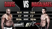Phil Davis vs Vinny Magalhaes | UFC 159 Preview and Free Picks