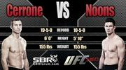 Cerrone v KJ Noons | UFC 160 Preview and Free Picks