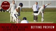 Cricket Picks: England vs New Zealand Second Test 2013 Preview: World Sports Weekly