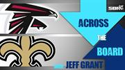 Atlanta Falcons vs. New Orleans Saints: NFL Betting week 1