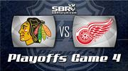 Blackhawks vs. Redwings, Game Preview for Game 4: NHL Picks