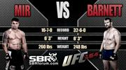 Frank Mir vs Josh Barnett | UFC 164 Preview and Free Picks