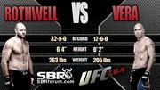 Ben Rothwell vs Brandon Vera | UFC 164 Preview and Free Picks