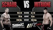 Brendan Schaub vs Matt Mitrione | UFC 165 Preview and Free Picks