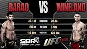 Eddie Wineland vs Renan Barao  | UFC 165 Preview and Free Picks