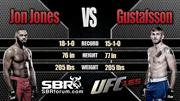 Alexander Gustafsson vs Jon Jones  | UFC 165 Preview and Free Picks