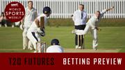 T20 Champions League Preview 2013 | Cricket Betting Preview