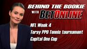 Free Picks Video: Behind the Bookie with BetOnline
