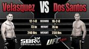 Cain Velasquez  vs Junior Dos Santos Preview | UFC 166 Free Picks
