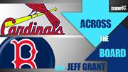 MLB Picks: Cardinals vs. Red Sox World Series Game 2